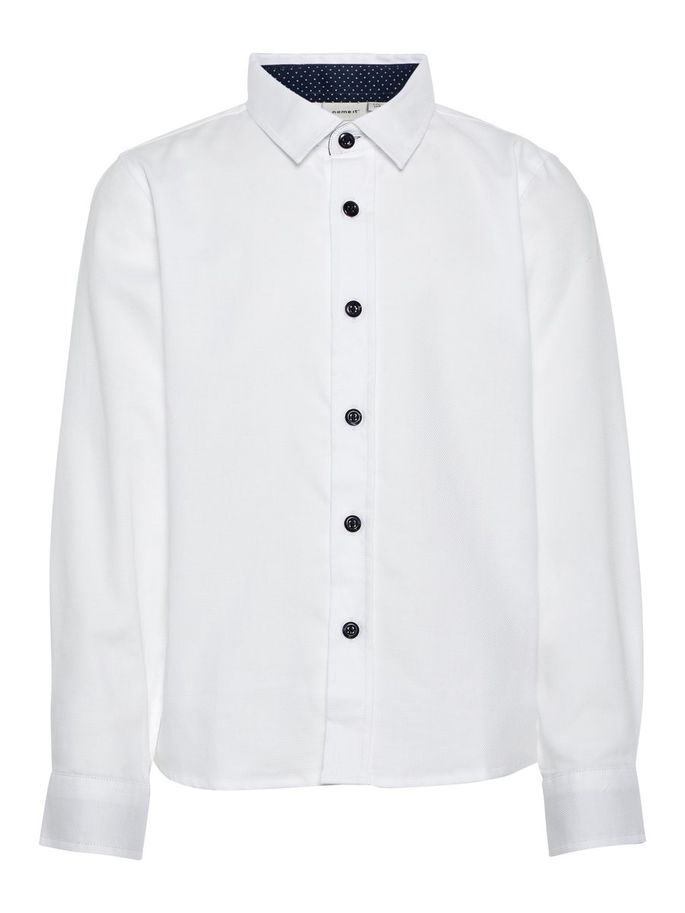 Hvit skjorte   Selje   Dress skjorter   Miinto.no