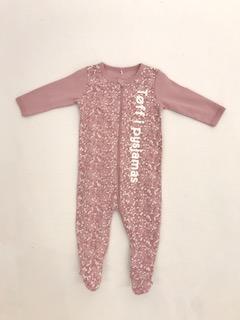 Name It gammelrosa tøff i pysjamas pysj