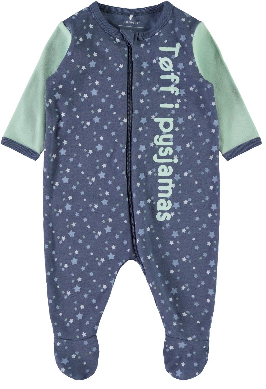 wholesale dealer 34a35 ecd65 blå tøff i pysjamas pysj