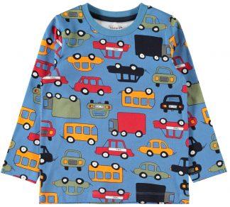 Name It genser med biler