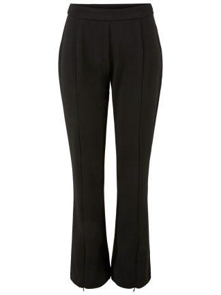 sort bukse med sleng