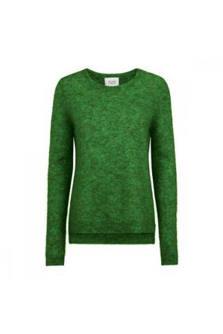 Grønn genser Second Female