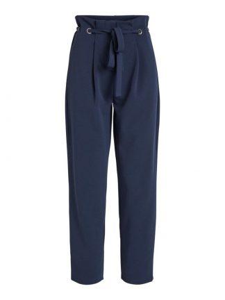 vila bukse marineblå