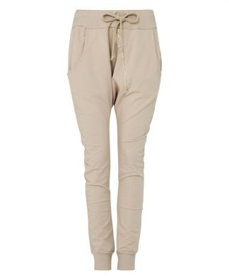 Line of Oslo joggebukse, Honey beige