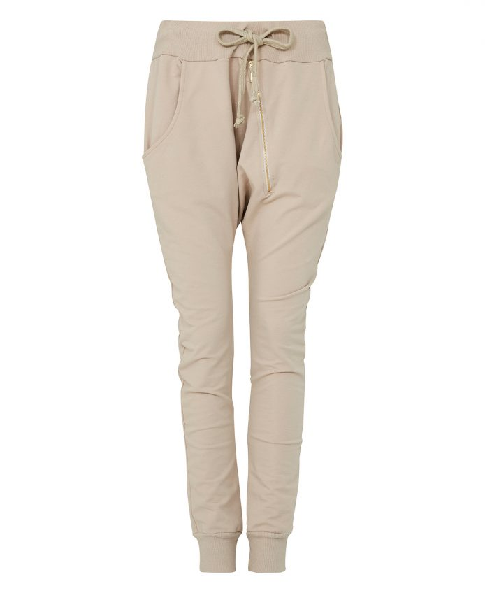 8276e551 Line of Oslo joggebukse, Honey beige – Line of Oslo joggebukse beige Honey  – Mio