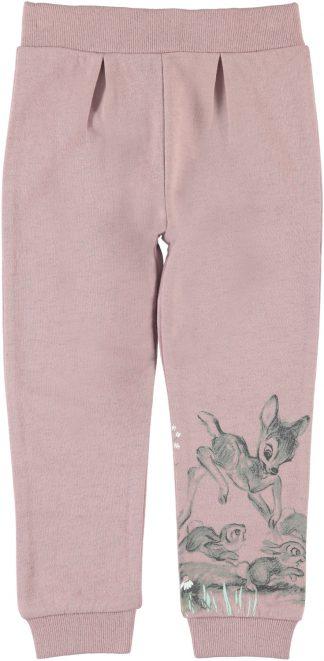 Bukse med Bambi, rosa