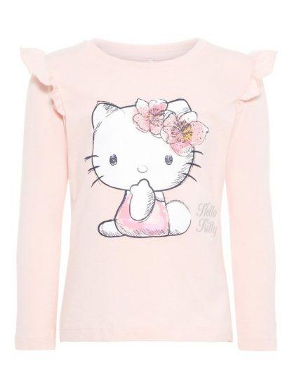 Hello Kitty genser – Name It Hello Kitty rosa genser – Mio Trend