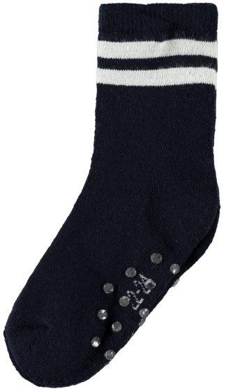 Antigli sokker, mørke blå