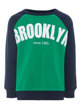 Name It grønn genser