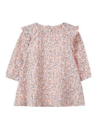 Rosa kjole til baby