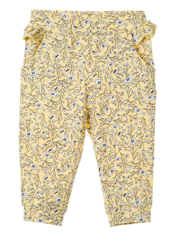 dfcf97b81161 Name It gul bukse til baby. Babyklær fra Name It. Gul bukse til jente.