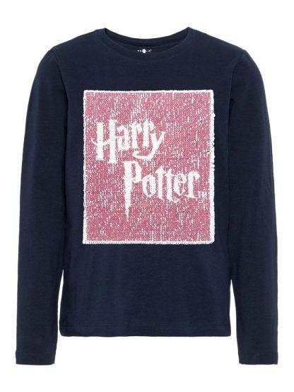 Harry Potter genser blå MioTrend