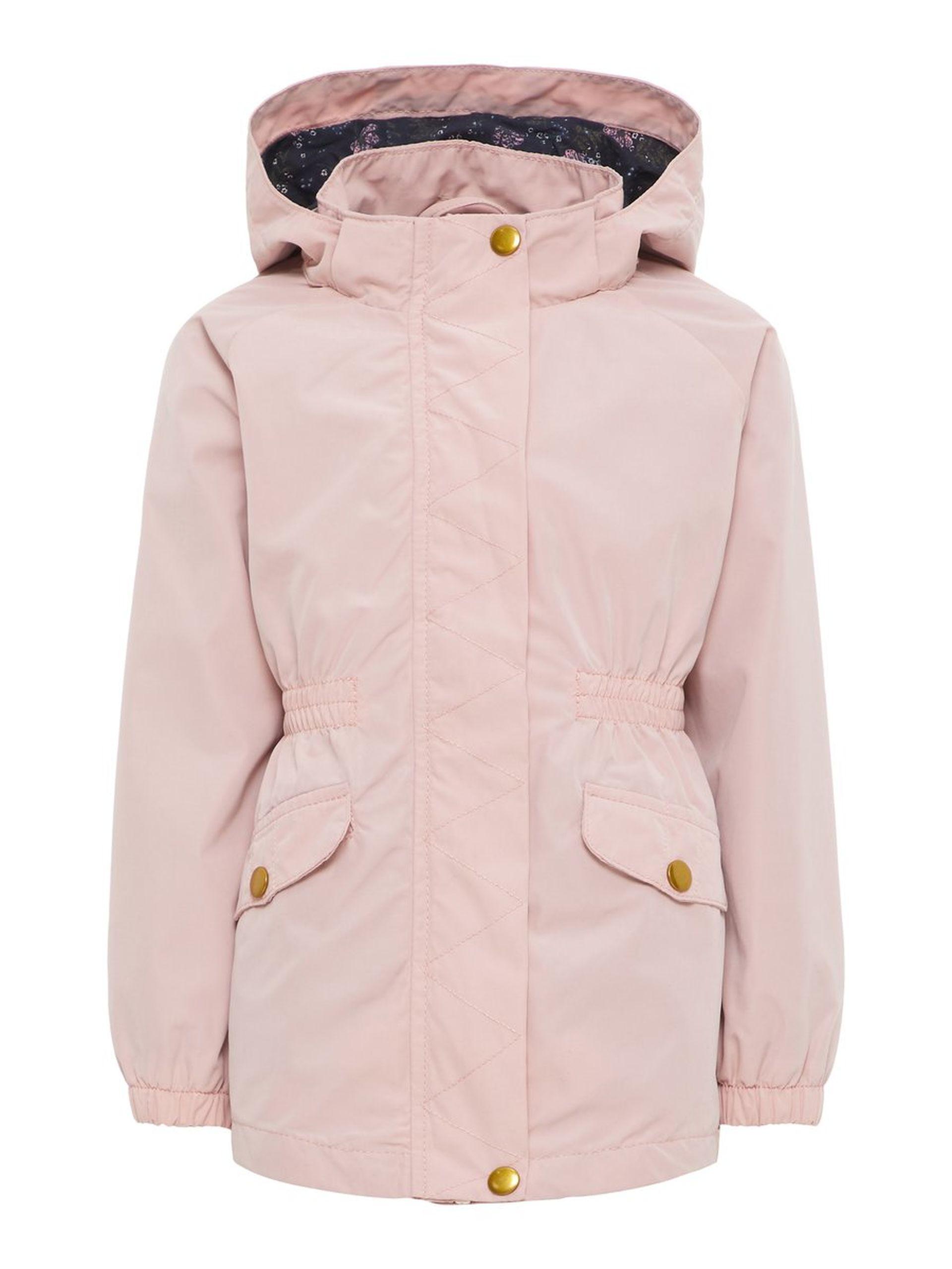 47fd150d Name It vårjakke rosa, tynn jakke til vår og høst. Yttertøy og jakker.
