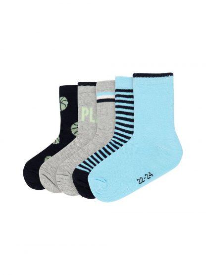 Name It sokker bomull – Sokker og strømpebukser 5 pk sokker i bomull – Mio Trend