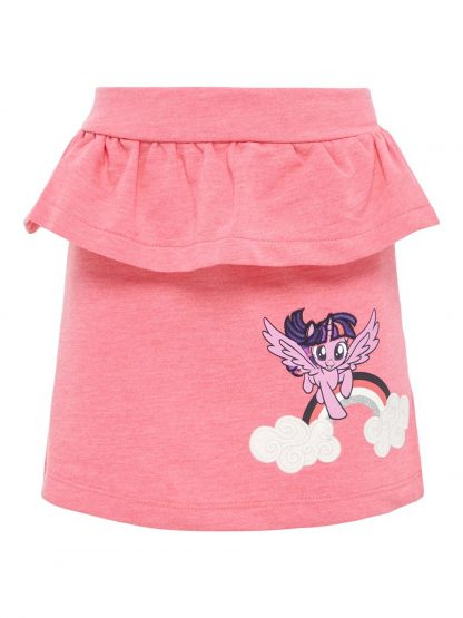 My Little Pony rosa skjørt – Name It rosa skjørt My Little Pony – Mio Trend