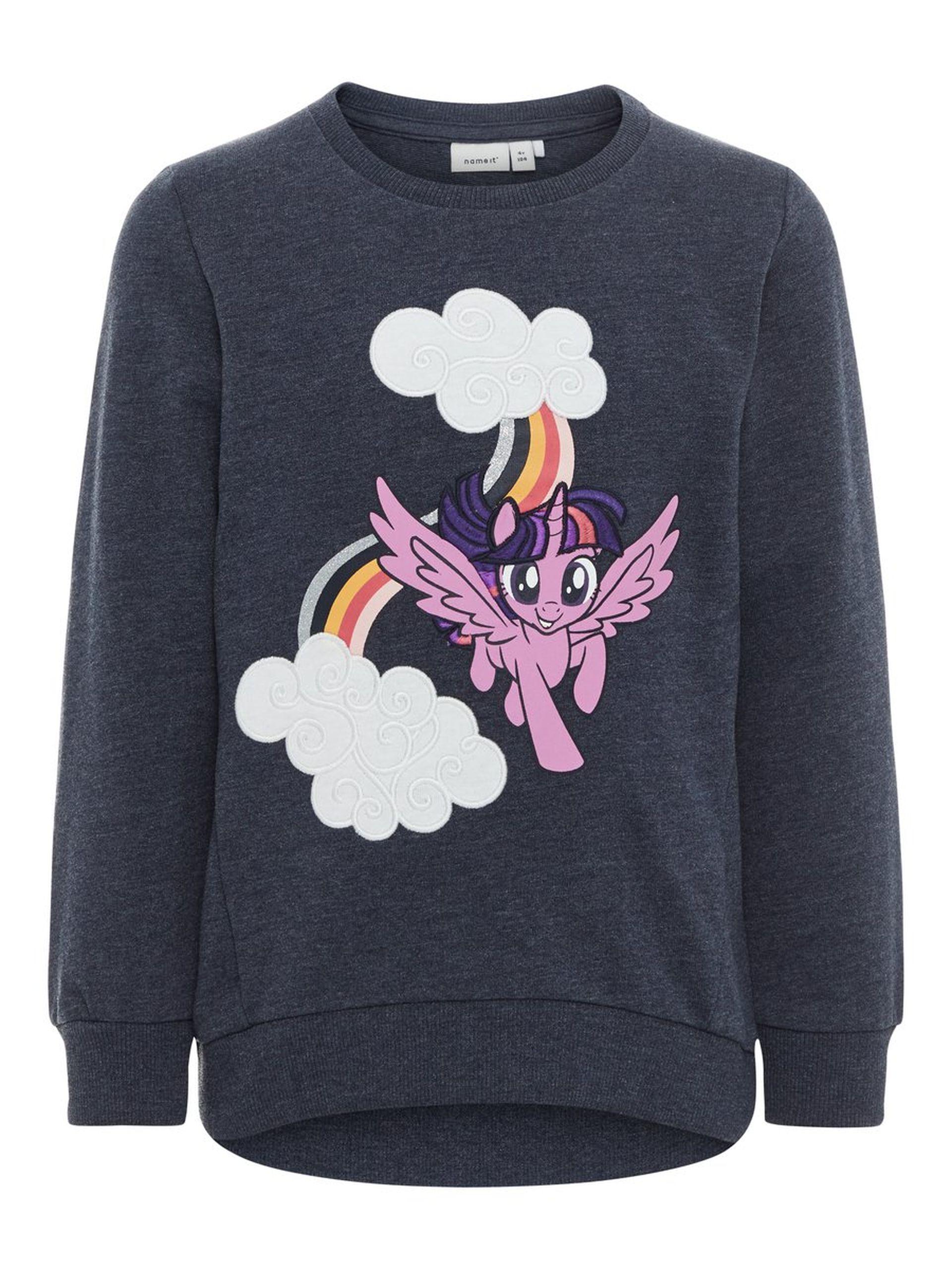 genser blå striper My Little Pony MioTrend