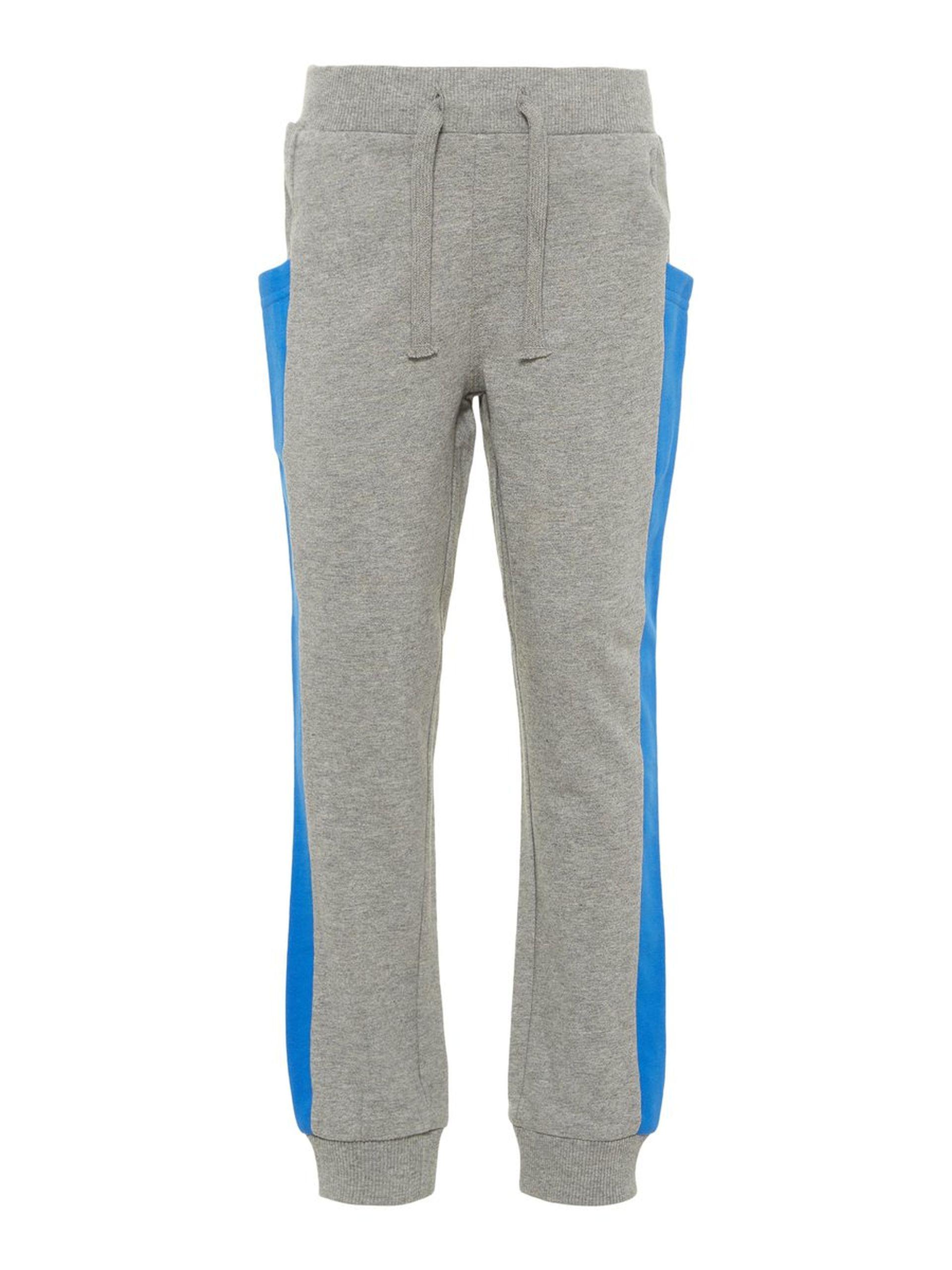 53f3c2cb8 joggebukse med blå stripe