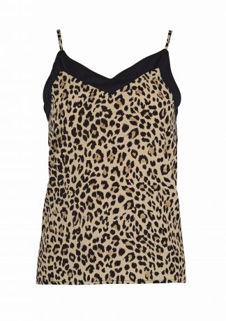 Singlet i leopard