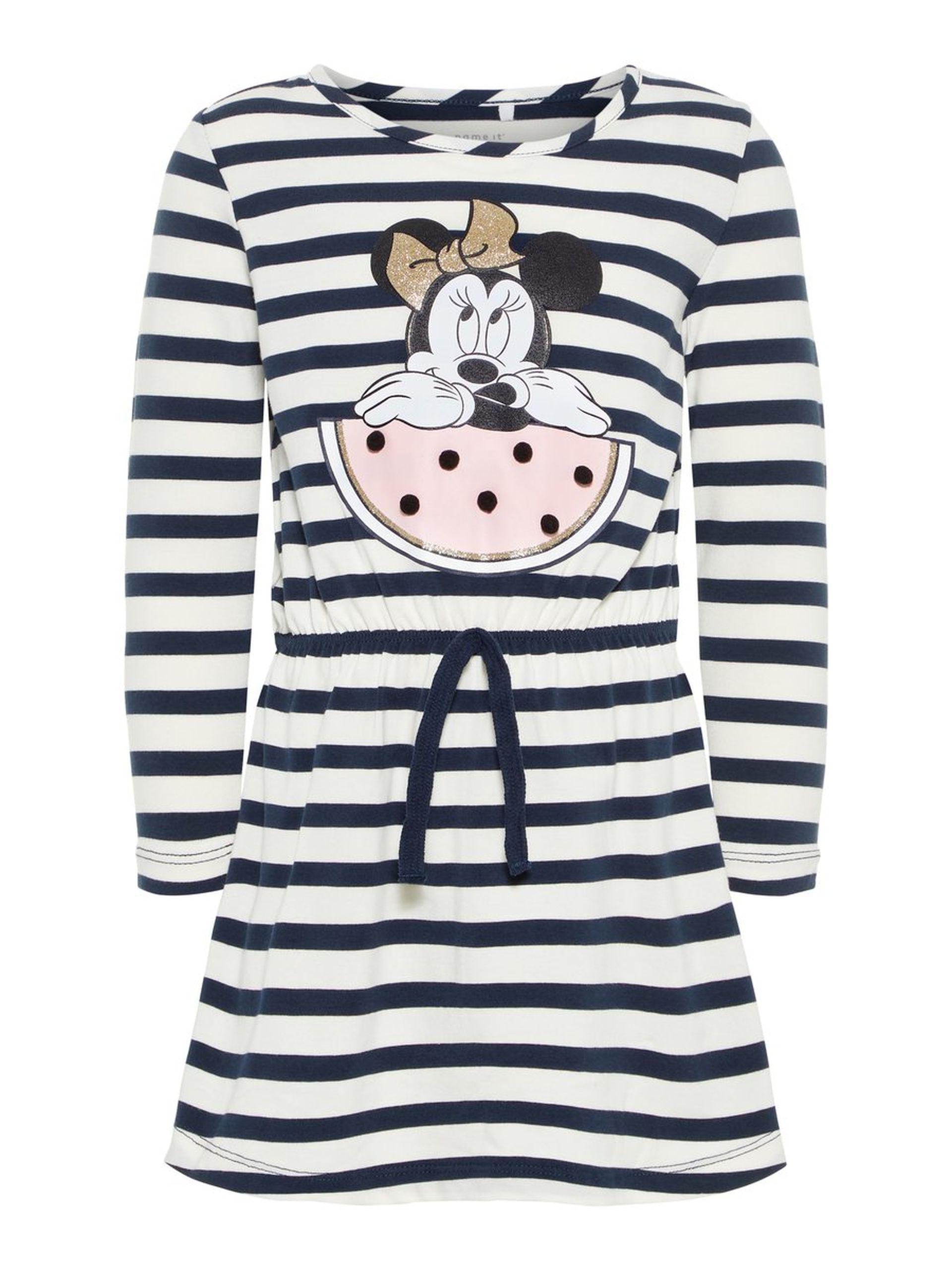 Kjole Minnie Mus. Name It kjole, hverdagskjole til barn