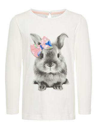 Genser med kanin