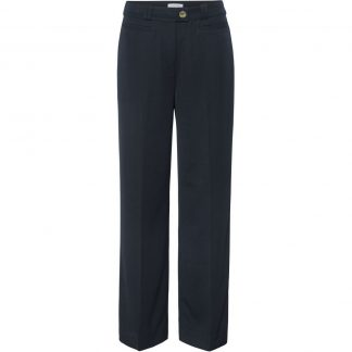 NORR marineblå bukse