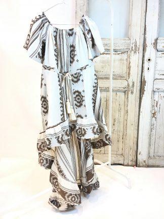 Devotion Twins lang kjole