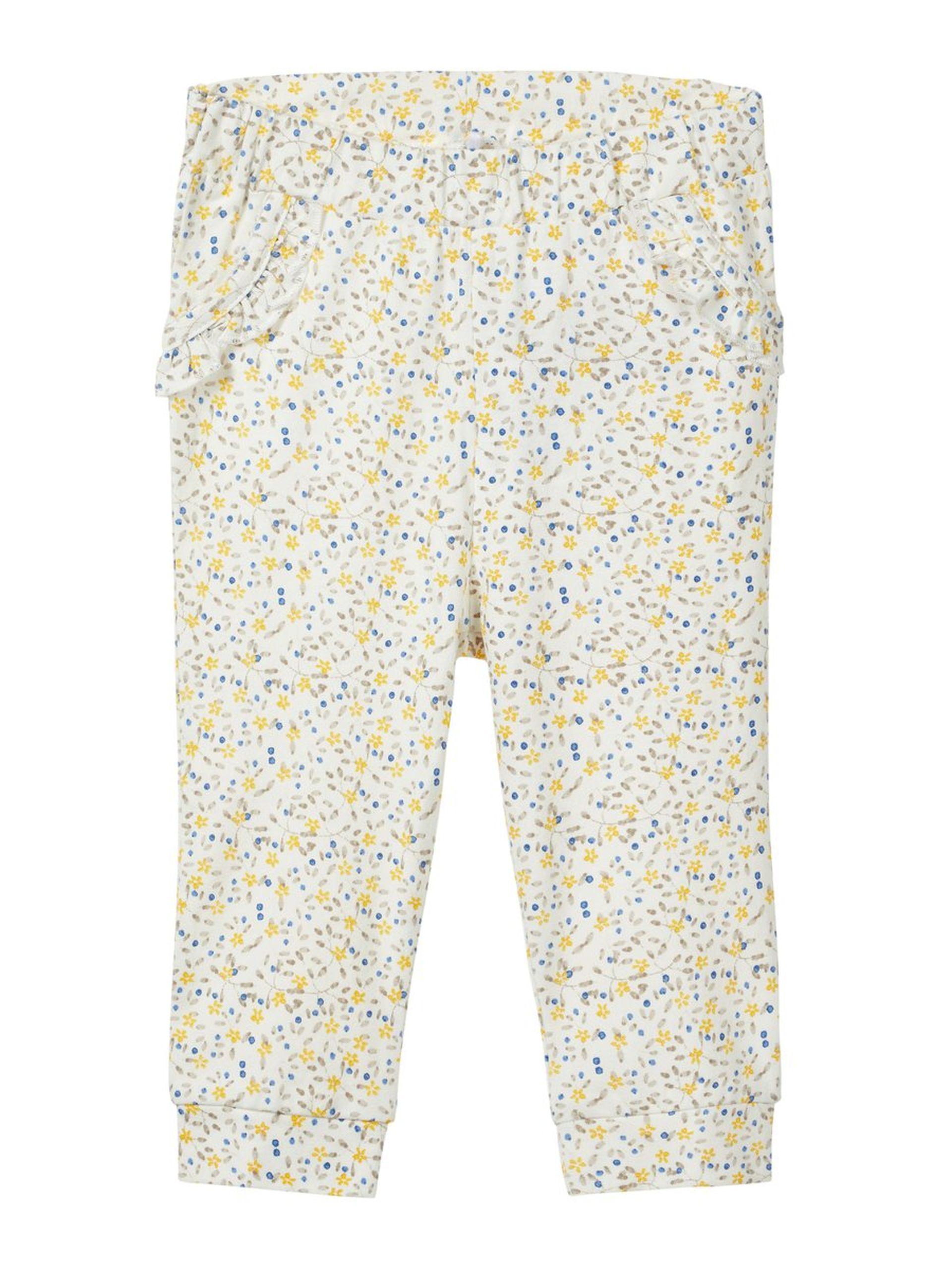a504b4e4 Name It bukse blomster – Name It off white bukse med blomster – Mio Trend