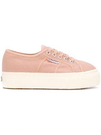 Superga sko rosa