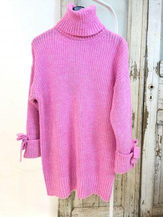 Pepper kjole rosa