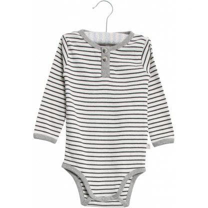 Wheat body til gutt – Wheat body med blå striper  – Mio Trend
