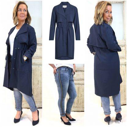 Vårjakke og tøffe jeans  – Mio Trend