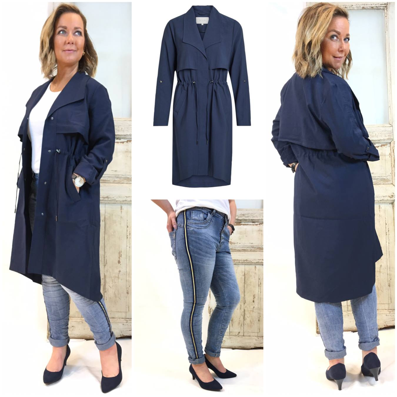 964d78bb Vårjakke og tøffe jeans – Mio Trend