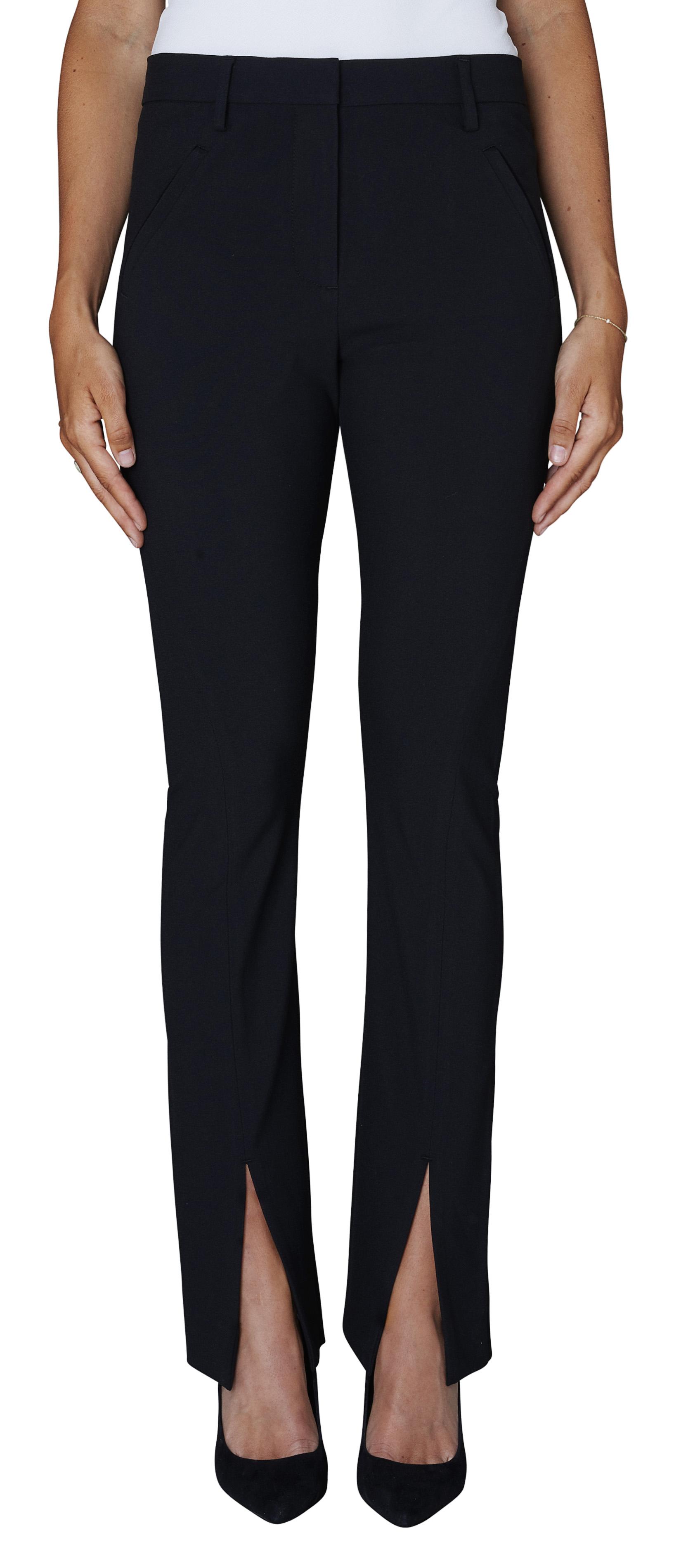 Fiveunits bukse med splitt. Angelige bukse med splitt i