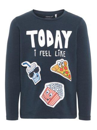NameIt genser med merker