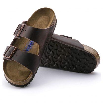 Birkenstock brun sandal – Birkenstock brun sandal Arizona Habana – Mio Trend