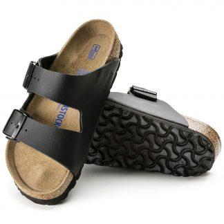 Birkenstock sort sandal