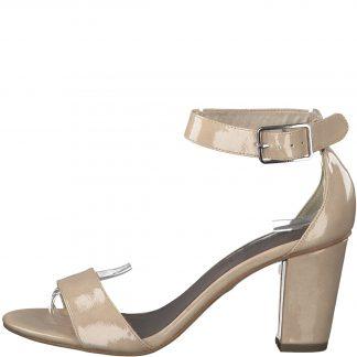 Tamaris sandal med ankelstropp