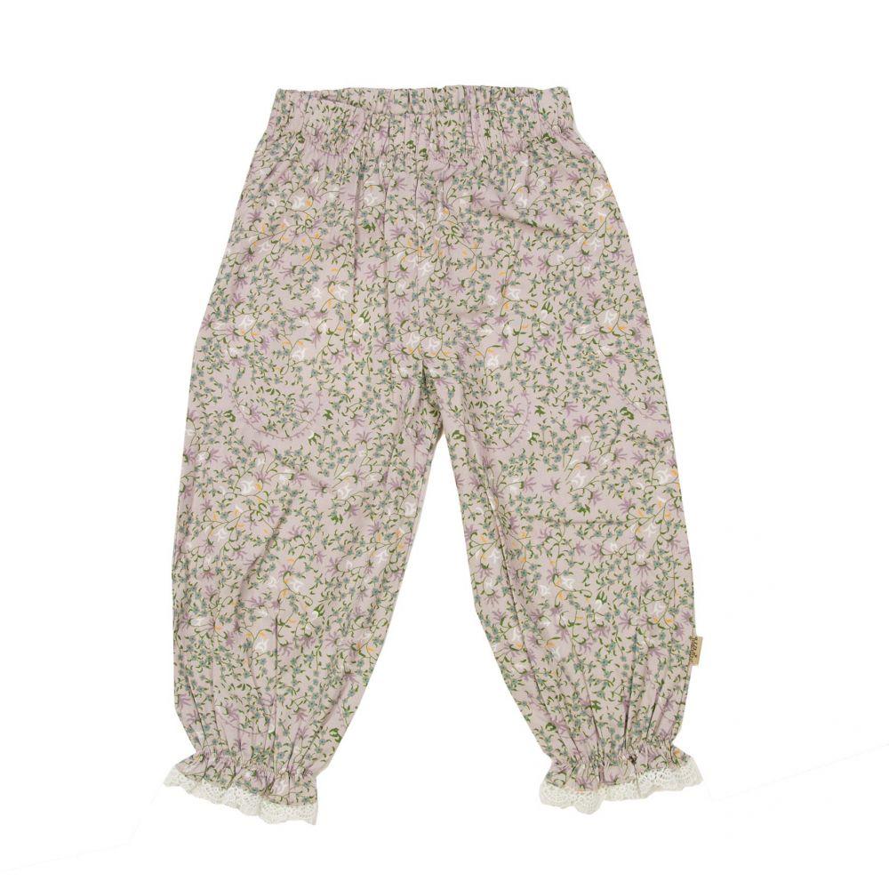 Nina bukse, pale violet