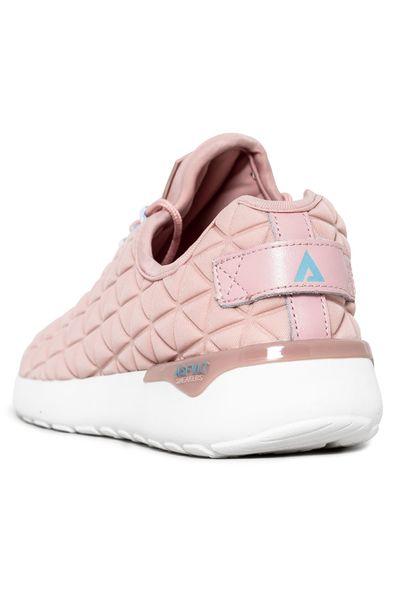 rosa joggesko Speed Socks