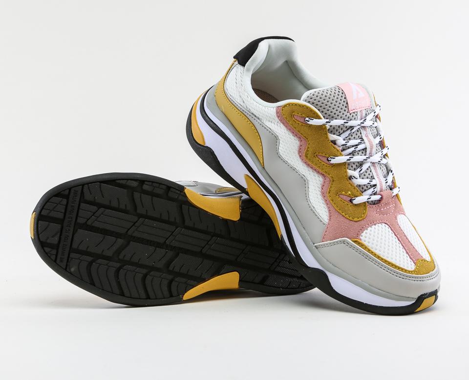 42faa91f Asfalt Onset gul – Asfvlt sko og sneakers joggesko Onset gul og rosa – Mio  Trend