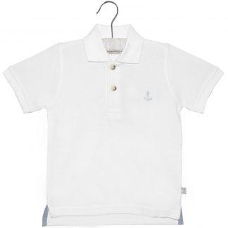 Wheat t-skjorte hvit
