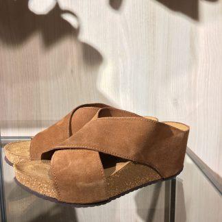 Brun sandal Copenhagen Shoes