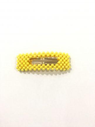Zuzanna G gul hårspenne