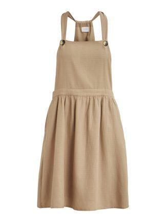 Beige kjole Vila