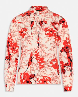 Sisters Point bluse blomster