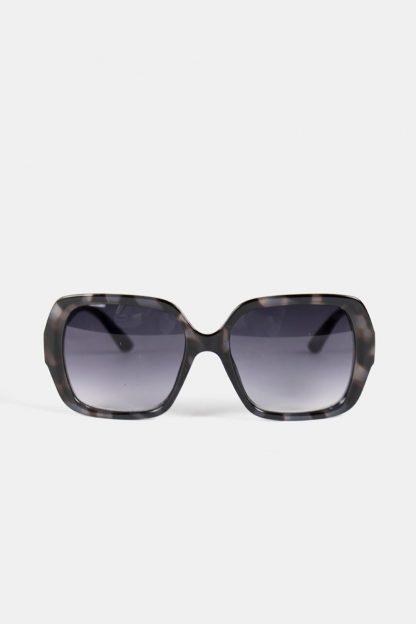 Solbriller Dixie sort leopard – RE:Designed by Dixie solbriller Saona sort  – Mio Trend