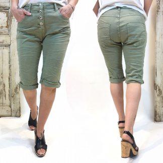 Pepper shorts grønn