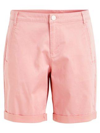 Vila shorts rosa