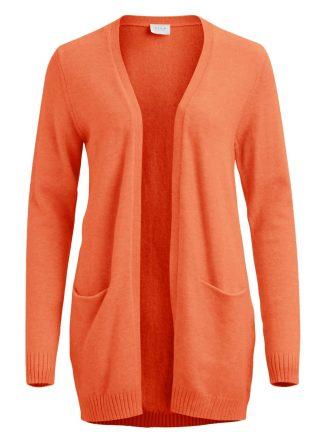 Vila oransje jakke