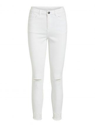 Vila hvit bukse